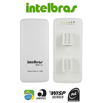 Intelbras Wog 212 V2.0 - Outdoor Station 2 - 12 Dbi