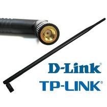 Super Antena Wireless 21dbi Para Roteador D Linik Tp Link