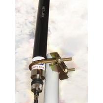 Antena Omni 25dbi Pro Wireless Profissional + Cabo 10 Metros
