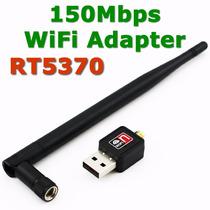 Adaptador Wireless Usb Wifi Placa Rede 150mbps Wi Fi Rt5370