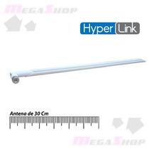 Antena Omni 15 Dbi 360º Hyper Link Rp-sma, Aumente O Sinal