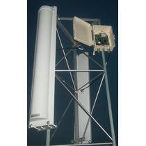 Antena Painel Setorial 21dbi 180º H 120 V Pigtail 1m Grátis!