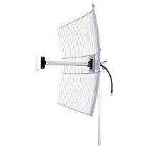 Antena Parabolica Wifi Aquario Mm-2425 Grade Internet 25dbi