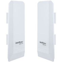 Kit Enlace Ponto A Ponto 5 Ghz - Intelbras - 12 Db - Wom5000