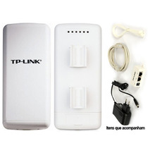 Antena Wireless Tp-link Cpe Tl-wa5210g 2.4ghz Outdoor