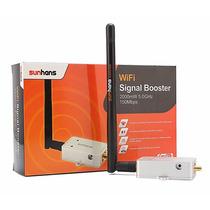 Amplificador De Sinal Wifi 5.8ghz Repetidor Wireless 2000mw
