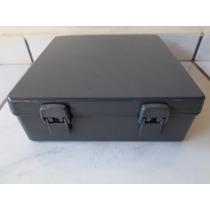 Caixa Hermética Grande 23x23x8 Abs P/ Kit Provedor