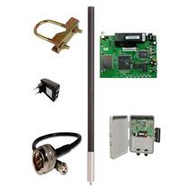 Kit Provedor De Internet Profissional 2.4 Ghz + Antena Omni