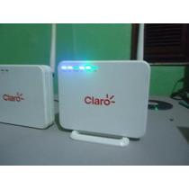 Modem Roteador 2g E 3g Zte Mf25b Para Chip Da Claro