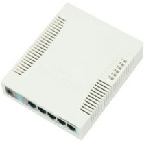 Mikrotik- Routerboard Rb 260gs