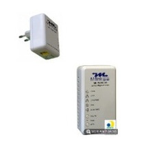 Kit Plc500 + Plc500w Injetor De Internet E Wireless 500mb