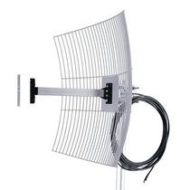 Kit Cliente Antena De Grade + Cabo 10m + Usb