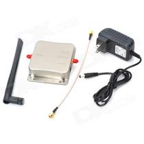 Amplificador Booster Transmissor Wifi 8000mw 8w 2.4ghz 39dbm