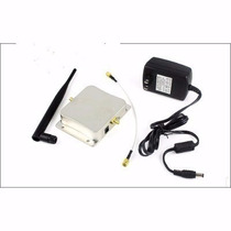 Amplificador Booster Transmissor Wifi 5w 2.4ghz 39dbm