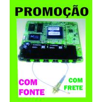 2 Access Point Engenius Pcba Nsr1221 - Wifi Repeater +fonte