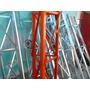 Torre Para Antena Galvanizada Parafusos Inox