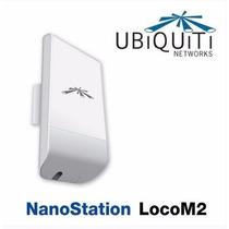 Ubiquiti Airmax Nanostation Nano Loco M2 2.4 Ghz Mimo 8 Dbi