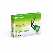 Adaptador Pci Express Wireless N De 300 Mbps Tl-wn881nd