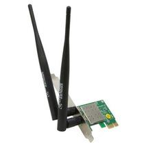 Adaptador Wireless Pci-express Encore Enewi-2xn45 300mbps