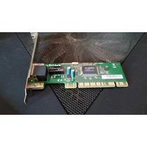 Placa De Rede Pci D-link Dl10028a