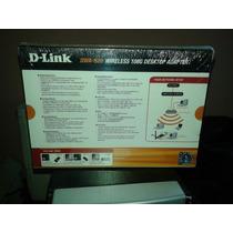 Placa De Rede Wireless D-link Dwa520