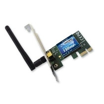 Pacific Network Adaptador Pci-e 150mbps Pn-pci150m