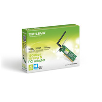 W. Tp-link Pci Tl-wn751nd 150mbps Atheros N Pci Adapter