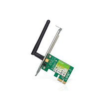 Placa De Rede Wireless Pci-e Tp-link Tl-wn781nd 150mbps