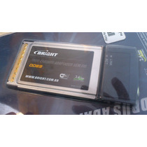 Adaptador Pcmcia S Fio Pc Card 108 Mbps Pcmcia Wifi 2.4ghz