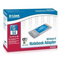 Lote 10 Placas De Rede Dw-g630 Wireless Notebook Adaptador!!