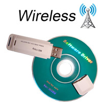 Adaptador Wireless Usb Sem Fio Com Alcance De 300 Metros Pc