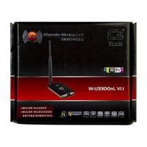 Adaptador Usb Wireless C3 Tech W-u2300nl