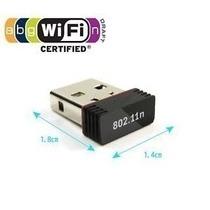 Adaptador Wireless Mini Wifi Usb 150mbps
