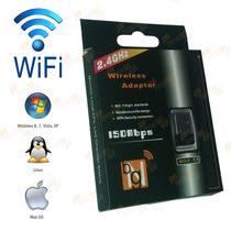 Mini Adaptador Rede Sem Fio Wireless Wifi 150mbps Pc Note