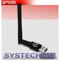 Adaptador Usb Wireless Encore N150 Enuwi-1xn42