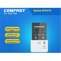 Adaptador Wifi Usb 150mbps Lan B/g/n Ralink Rt5370