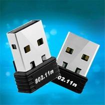 Mini Adaptador Usb 2.0 Wireless 150mbs Lan 802.11n/g/b