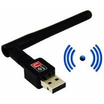 Adaptador Receptor Wireless Usb Wi-fi 300mbps P03