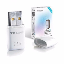 Adaptador Wireless Para Tv Versão 3.0 Tp-link Mini Tl-wn723n