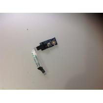 Placa Power Button Notebook Hp Pavilion Dv4-2112br