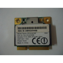 Placa Wireless Mini Pci Modelo Rtl8191se
