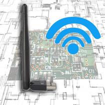Adaptador Wireless Usb Wifi 150mbps Lan B/g/n Tda Nu200