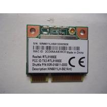 Placa Mini Pci Wireless Rtl8188ee Note Positivo N20i / S1991