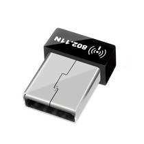 Mini 150m Usb Wifi Placa De Rede Sem Fio 802.11 N / G / B