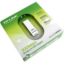 Adaptador Wireless Usb Tp-link Tl-wn821n 300mbps ##sp Retira