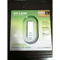 Adaptador Wireless Usb Tp-link Tl-wn821n 300mbps