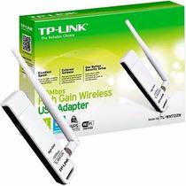 Adaptador Wireless Usb 150mbps Tl-wn722n - Tp-link