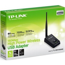 Adaptador Usb Wireless 150mbps Tl-wn7200#sp.retira*