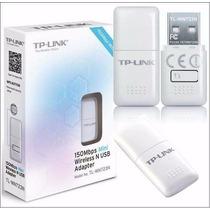 Mini Adaptador Usb Wireless N 150mbps Tl-wn723n 802.11n/b/g