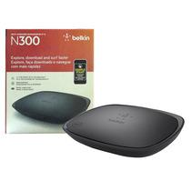 Roteador Wireless Belkin F9k1002 N300 Mpbs 2,4ghz 4 Portas